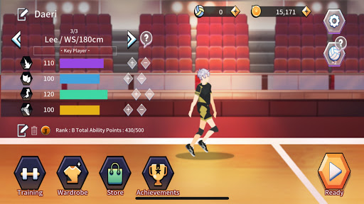 The Spike - Volleyball Story 1.0.18 screenshots 10