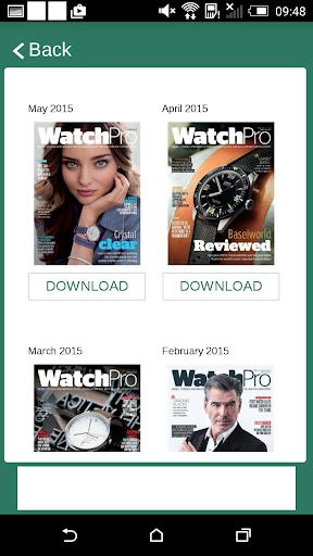 WatchPro 1.2 Screenshots 4