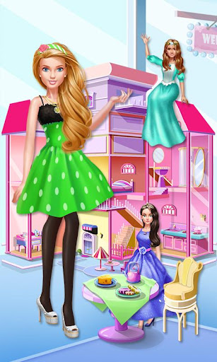 Fashion Doll: Dream House Life  Screenshots 1