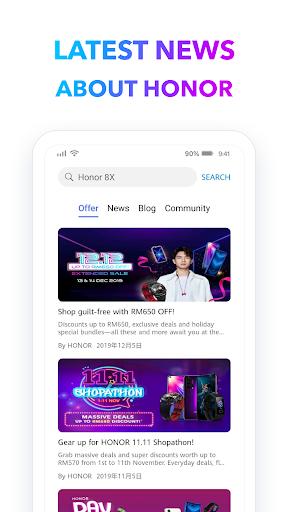 Honor Store  Screenshots 5