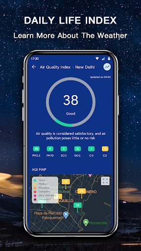 Weather - The Most Accurate Weather App 1.1.8 Screenshots 7
