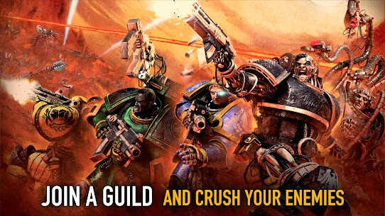 The Horus Heresy: Legions – TCG card battle game 4