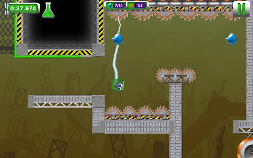 Lab Chaos - Action packed platforming speedrun 1.9.170 screenshots 19