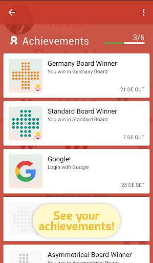 LG Peg Solitaire apktram screenshots 4