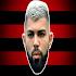 ⚽ Flamengo Figurinhas Engraçadas   - WAStickerApps