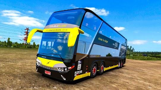 Euro Bus Driving Real Similator 2020 1