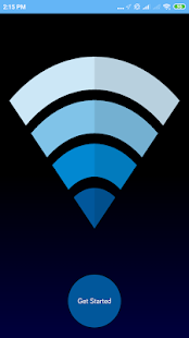 WiFi Mobile Charger Screenshot