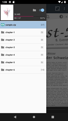 ComicScreen - ComicViewer 2152 Screenshots 3