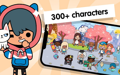 Image For Toca Life World: Build stories & create your world Versi 1.35.1 7