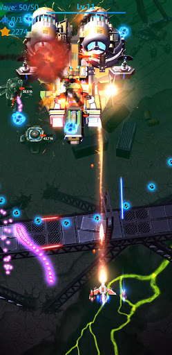 Space Phoenix - Shoot'em up  screenshots 11