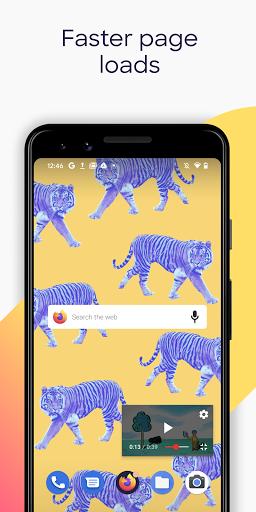 Firefox Browser: fast, private & safe web browser apktram screenshots 2