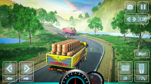Indian Truck Driving : Truck Wala Game 1.30 screenshots 2