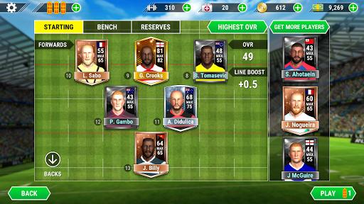 Rugby League 20 1.2.1.50 screenshots 4