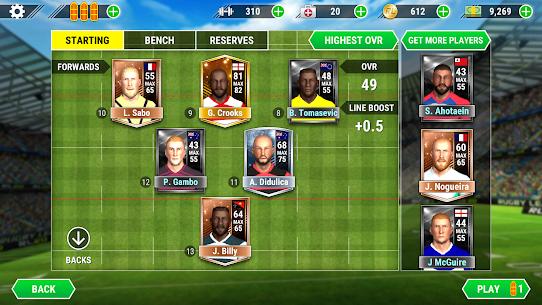 Rugby League 20 Apk 4