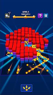 Bricks Smasher 3D - Break' Em All