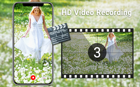 HD Camera for Android 3