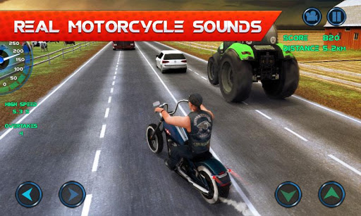 Moto Traffic Race 1.27 Screenshots 9