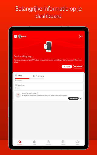My Vodafone  screenshots 7