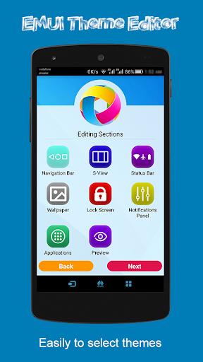 Theme Editor For EMUI 1.15.1 Screenshots 3