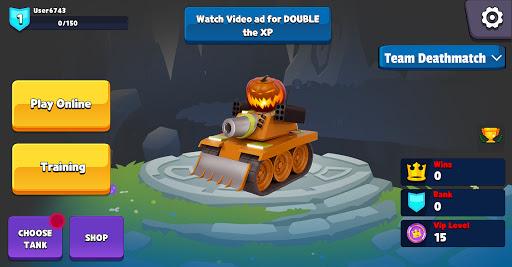 Tanks Zone screenshot 4