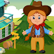 Cute Little Cowgirl Kavi Escape Game-334 - Androidアプリ