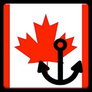 Canada Marine Weather  Icon