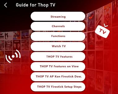 Thop TV Apk Download 2021** 14