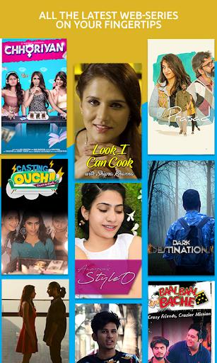 Watcho: Original Spotlight Exclusive Shows & Films apktram screenshots 3