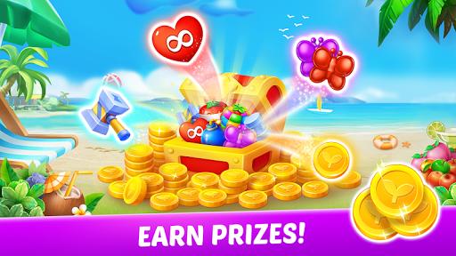 Fruit Genies - Match 3 Puzzle Games Offline screenshots 15
