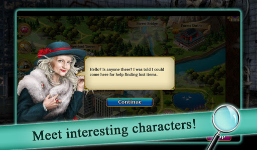 Blackstone Mystery: Hidden Object Puzzle Game 5.60 screenshots 12