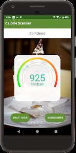 Magic Calorie Scanner (Prank App)