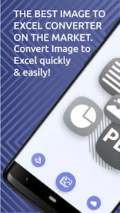 Image to Excel Converter - Convert Image to Excel