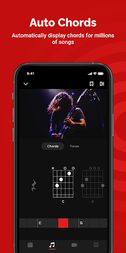 Spark Amp: Smart Jam, Chords screenshots 13