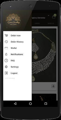 1Gram Jewellery Screenshot 2