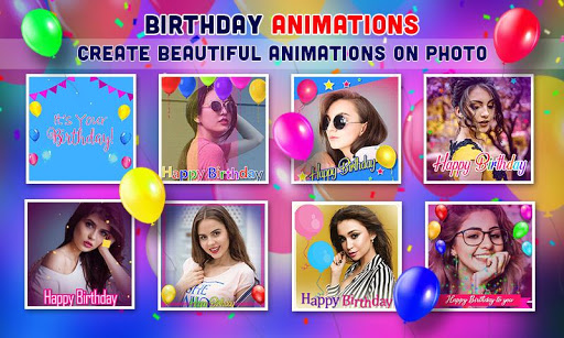Birthday Video Maker with Song and Name 2021 android2mod screenshots 21