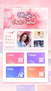 Photo frame, Magic photo collage 1