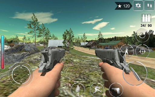 Call Of Courage : WW2 FPS Action Game 1.0.13 screenshots 2