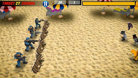 Metal Squad Soldier Defense Hack Online (Android iOS) 4