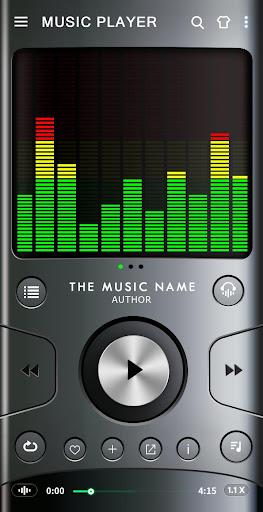Music Player - Audio Player with Best Sound Effect apktram screenshots 6