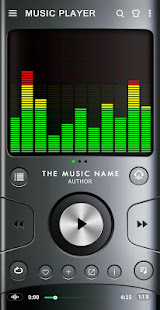 Music Player - Audio Player with Best Sound Effect screenshots 6