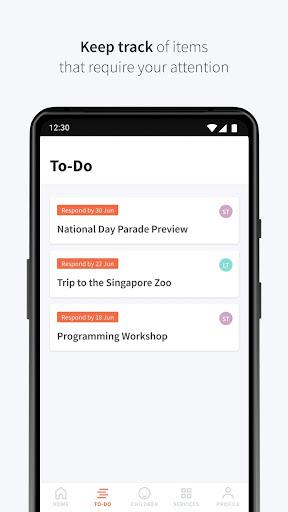 Parents Gateway modavailable screenshots 3