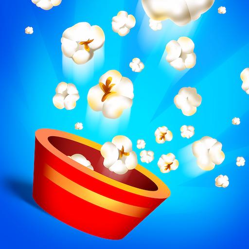 Popcorn Burst Icon