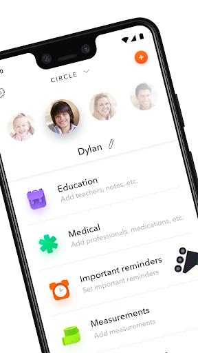 AppClose - co-parenting app  Screenshots 5