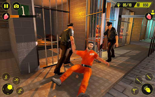 US Prison Escape Mission :Jail Break Action Game 1.0.28 Screenshots 2