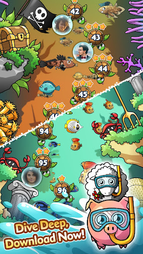 Ocean Blast u2013 Match-3 Puzzler  screenshots 10