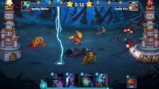 Spooky Wars - スプーキーウォーズ ‐ 城の防衛戦略ゲームのおすすめ画像1
