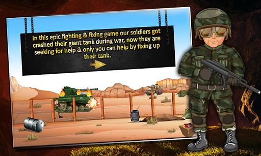 Army Tank Repair Simulator screenshots 3