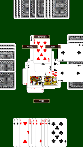 old maid anytime(free playing cards) screenshot 2