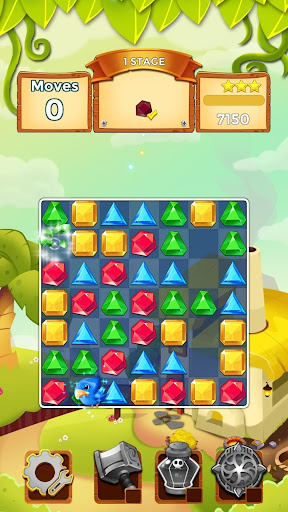Candy Jewelry Puzzle  screenshots 2