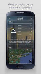 Yahoo Weather 3